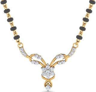 Dishis Designer Jewellery Nishkala Mangalsutra