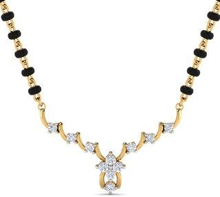 Dishis Designer Jewellery Avyaya Mangalsutra