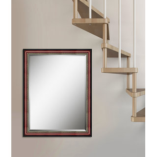 Elegant Arts & Frames HD 041-02 Wall Decorative Mirror 24 inch x 18 inch