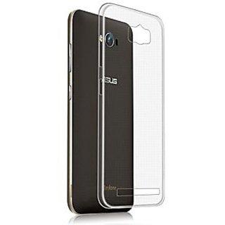 newest 85c6c b8968 CrackerDeal ZC550KL Back Cover For Asus Zenfone Max (Transparent)