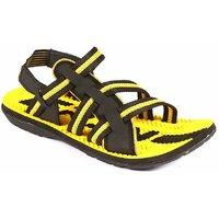 Stylos Yellow Slip On Floater