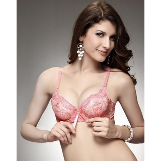 CHOLI CUT FANCY BRA ( 6 PC SET )