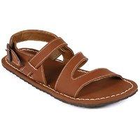 Guardian Tan Daily Wear Sandals - 86807680