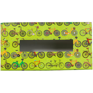 The Crazy Me Cycle Travel Tissue Box Holder