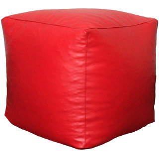 Peachy Ink Craft Fabric Xl Bean Bag Cover Red 16 Inch X 16 Inch Ibusinesslaw Wood Chair Design Ideas Ibusinesslaworg
