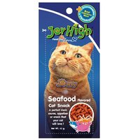 Jer High (Seafood Cat Snack) 40gm