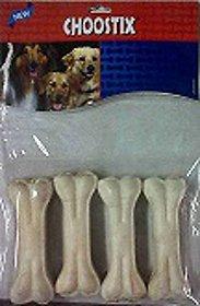 Choostix Pressed Bone 4 X 4