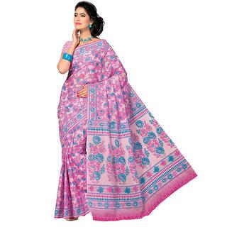 Ashika Designer Cotton Printed Saree 6840