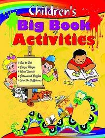 Childrens Big Book Of Activities