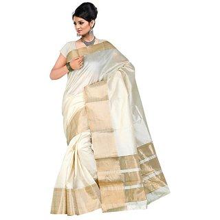 Neha Womens Cotton Kanjivaram Saree
