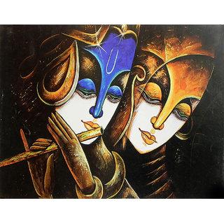 Modern Art Radha Krishan