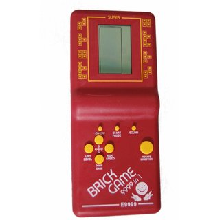 Classic Brick Game Video Game New Hand Held LCD Electronic Game New