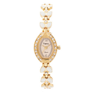 Tierra Analog Watch For Ladies-NGL-104