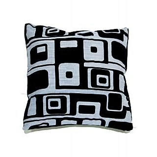 Koncepts Exclusive Checks Design Cushion Covers (40X40Cms)38D