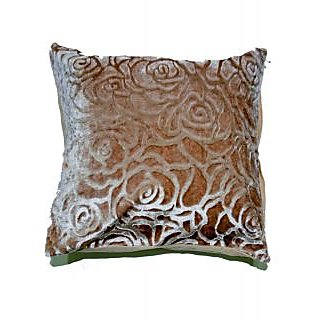 Koncepts Rose Velvet Cushion Cover (40X0Cms)39D