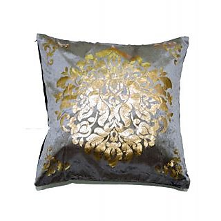 Koncepts Gold Print Design Cushion Cover (40X40Cms)41