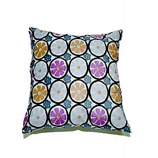 Koncepts Daisy Design Cushion Cover (40X40Cms)42A