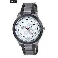 DCH WT 1255 Two Tone Analog Watch For Me With 12 Months Warranty