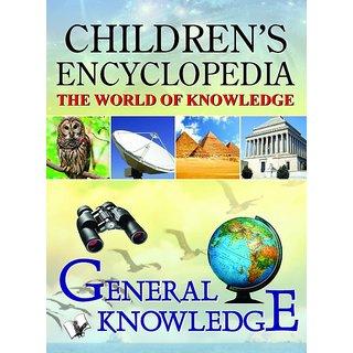 CHILDRENS ENCYCLOPEDIA - GENERAL KNOWLEDGE