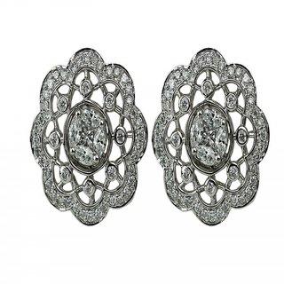 UpperGirdle Diamond Earring