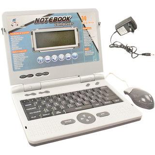 JM 30 ACTIVITIES English Learner Kids Educational Laptop Kids Toys Gift - N26
