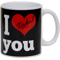Personalize I Love You Mug Gift for Valentine GIFTS110162