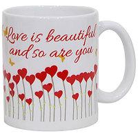 Beautiful Love Mug Gift for Valentine GIFTS110160