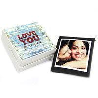 Valentine Gift with Personalized Love you Box GIFTS110245