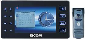 Zicom Z.vd.co.07hf.susdcard.autovidereco Video Door Phone
