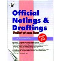 OFFICIAL NOTING  DRAFTING (ENG-HINDI)