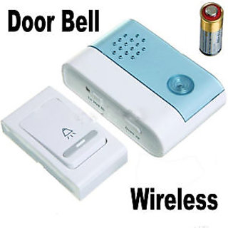 38 Tune Melody Remote Control Wireless Doorbell Wireless Digital Doorbells Door