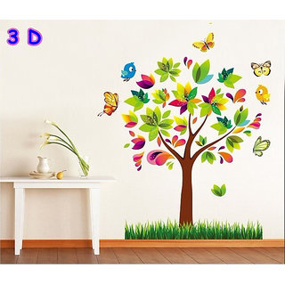 3D Wall Stickers 9007