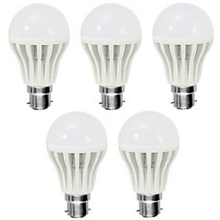 12 watt led light combo of 5 pieces by ridhii creations