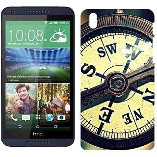 HTC Desire 816 Design Back Cover Case - Pass Vintage Arrows