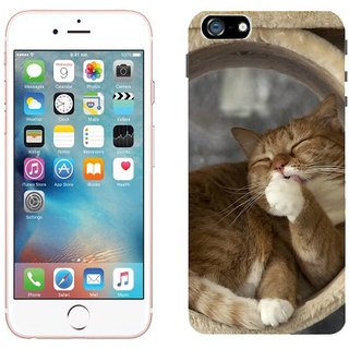 Apple iPhone 6s Design Back Cover Case - T Down Licking Their Lips Rest
