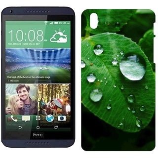 HTC Desire 816 Design Back Cover Case - Ves Grass Dew