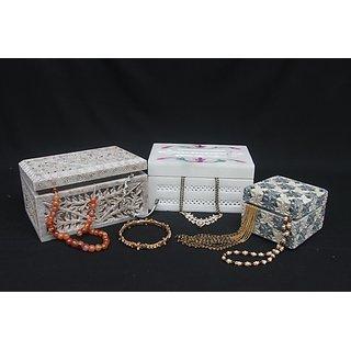 Shreeya Handicrafts Jewellery Box