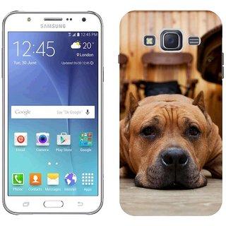 Samsung J5 Design Back Cover Case - Zle Eyes Lie