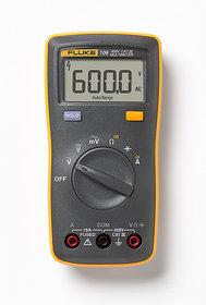 Fluke 106 Palm-sized Digital Multimeter (6000 Counts)