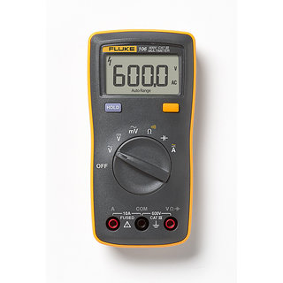 Fluke 106 Palm-sized Digital Multimeter (6000 Counts)