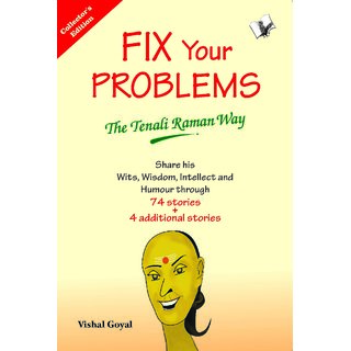FIX YOUR PROBLEMS - THE TENALI RAMAN WAY (COLLECTERS EDITION)