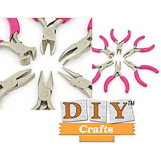 Crafts Sets DIYcrafts Jewelry Finding Making-Beading Bead Crafting Plier