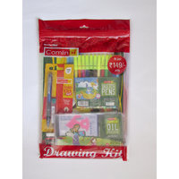 Camlin Drawing kit Combo pack of 3