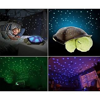 Turtle Led Night Light Sky Stars Projector Floor Lamp