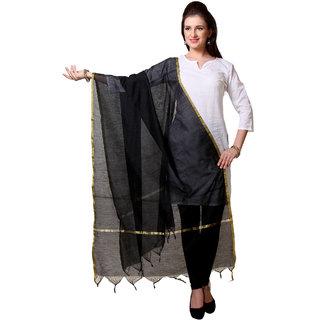 Varanga  Black Designer  Dupatta VARDUP013