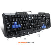 Amkette Xcite NEO USB Keyboard(Black)