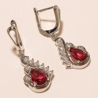 2017 Women Jewelry Artificial Diamond Rhinestone Eardrop Earring Ear Stud
