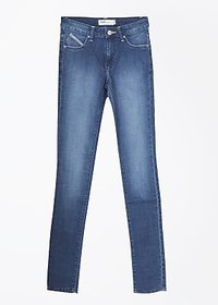 Lee Blue Skinny Fit Jeans For Women