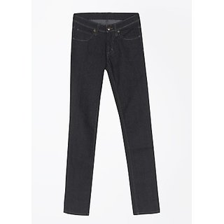 Lee Black Slim Fit Jeans For Women