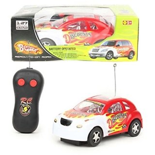 Remote Control Crazy Car multicolor